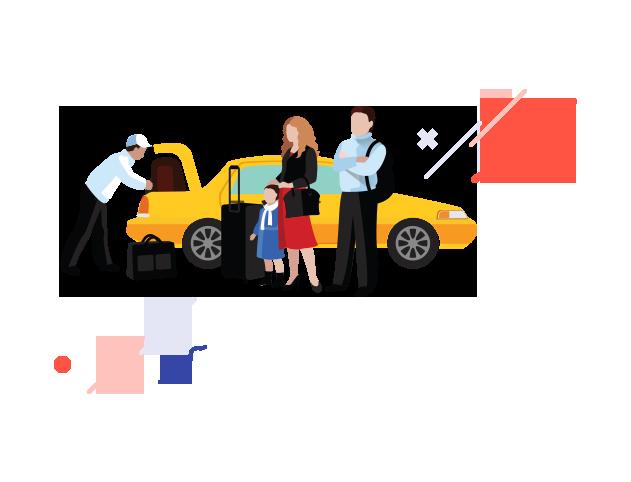 Public hire taxi insurance